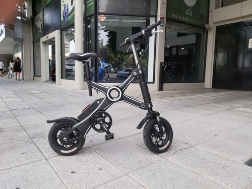 Bicicleta Sunra Ask My Eléctrica Plegable Litio  V