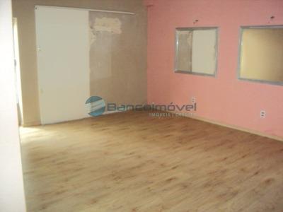 Casa Comercial Em Campinas - Sp, Vila Itapura - Ca01742