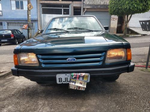 Ford Corcel Ll 84 Álcool
