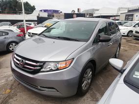 Honda Odyssey 3.5 Lx Mt 2016