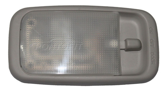 Lanterna Interna Teto Corolla 1999 A 2007 Leitura Central