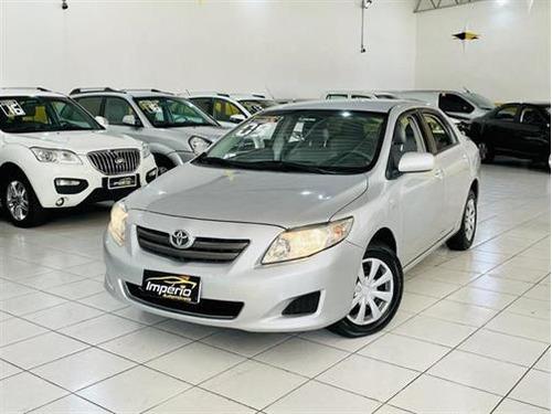 Toyota Corolla  Sedan Xli 1.6 16v (aut) Gasolina Automático