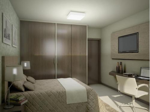 Apartamento Em Vargem Pequena, Florianópolis/sc De 57m² 2 Quartos À Venda Por R$ 260.000,00 - Ap703930