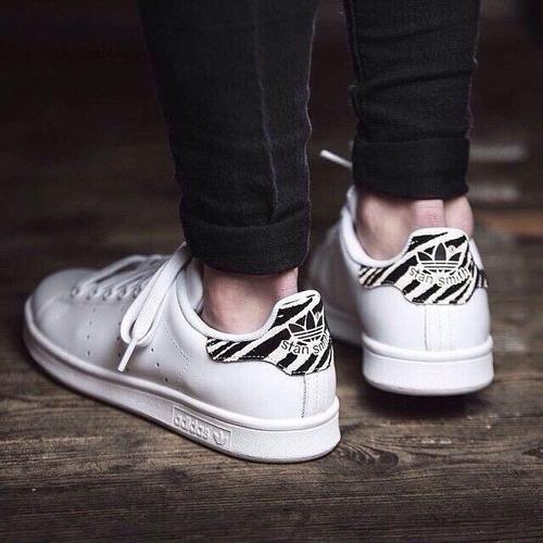 stan smith adidas zebra