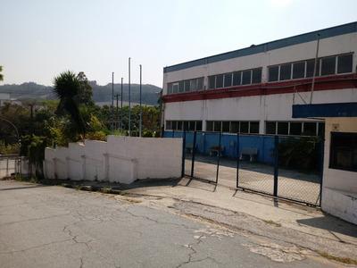 Galpão 4.035m² Construção Em Jandira - 581