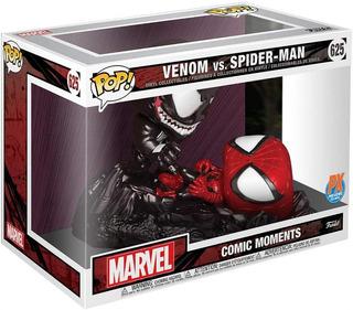Funko Pop Marvel Spider-man Vs. Venom
