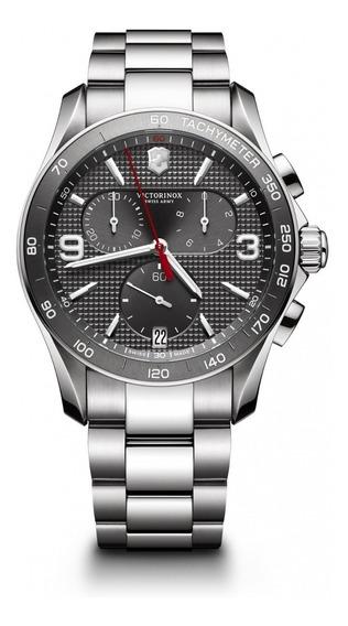 Relógio Victorinox Swiss Arms Chronograph 241656