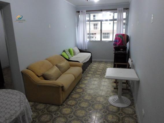 Apartamento A Venda No Bairro Astúrias Em Guarujá - Sp. - En519-1