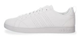 Tenis adidas Advantage Clean - B74685 - Blanco - Hombre