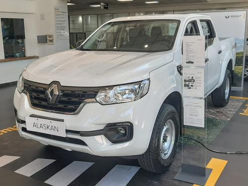 Renault Alaskan Confort 2.3 4x4 0km 2021 Tasa 0% (mac)