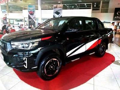 Toyota Hilux 2.8 Sport Blindado - 0 Km