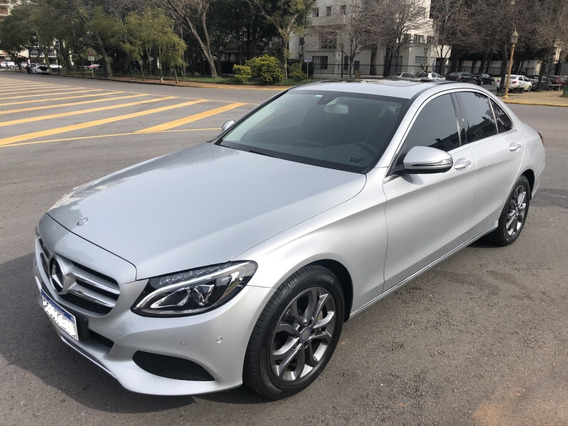 Mercedes Benz C 250 Style 4 Cilindros Turbo 211 Hp Automatic