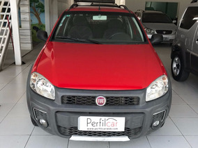 Fiat Strada 1.4 Hard Working Cab. Dupla Flex 3p