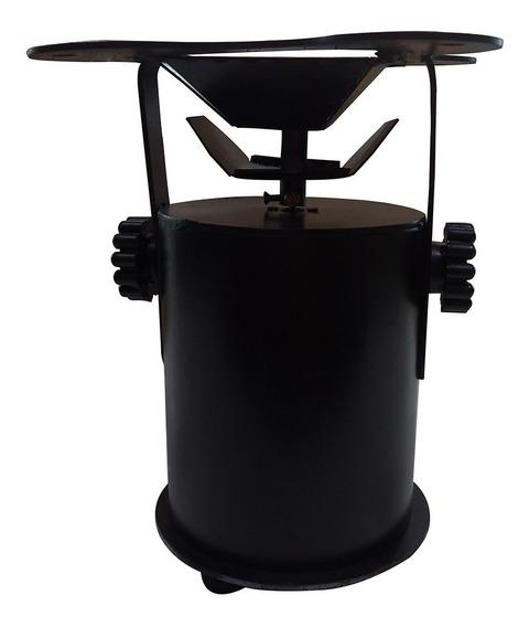 Alimentador Cevador Automatico Animais Pesca Piscicultura