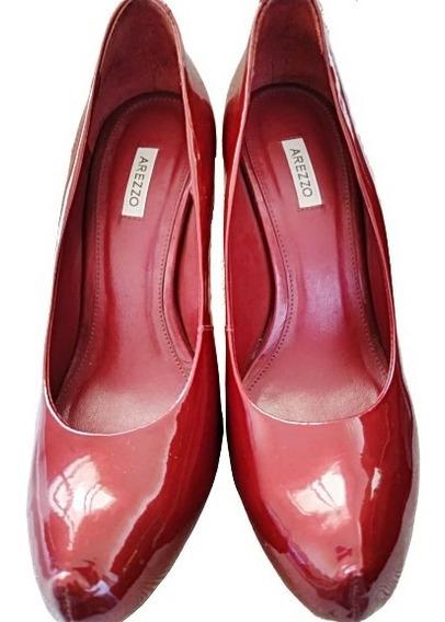 Sapato Salto Fino Arezzo