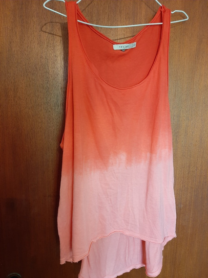 Remera Musculosa Try Me Talle L = 44