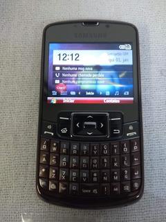 Celular Samsung Omnia Pro Gt-b7320l - Windows Phone Completo