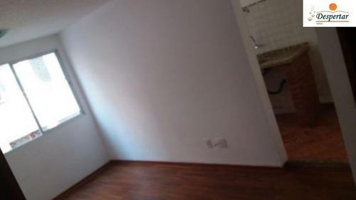 04589 -  Apartamento 2 Dorms, Vila Mangalot - São Paulo/sp - 4589