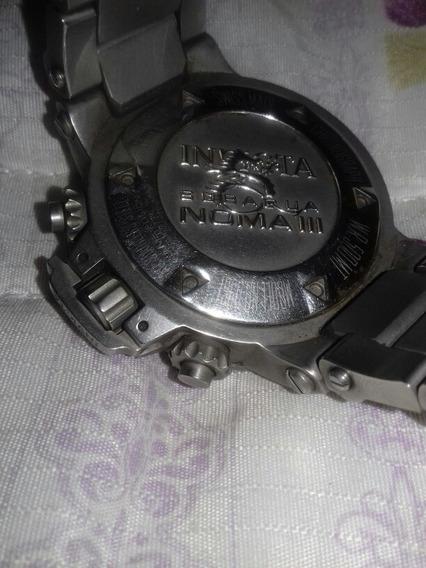 Relógio De Luxo Invicta M Ormaiii Subaqua Titanium