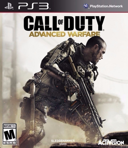Call Of Duty Advanced Warfare Juego Ps3 Original + Español