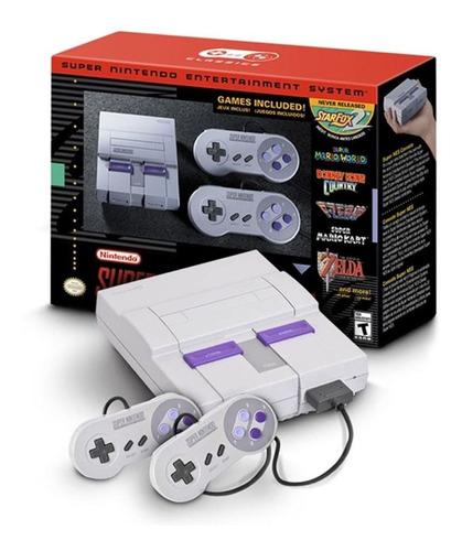 Imagem 1 de 4 de Console Nintendo Class Eriton