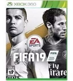 Fifa 19 - Xbox 360 - Midia Digital !! (com Desconto)
