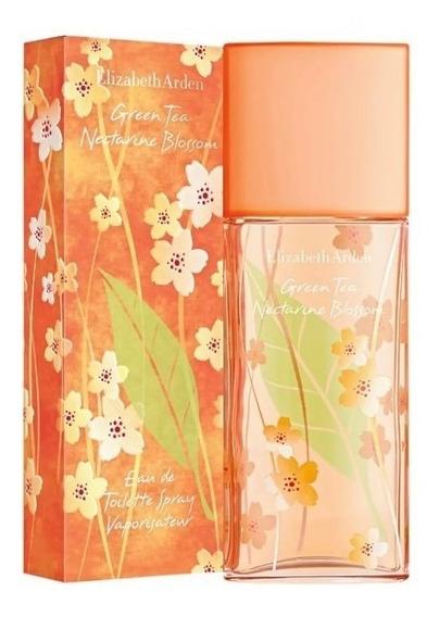 Green Tea Nectarine Blossom Elizabeth Arden Edt Perfume