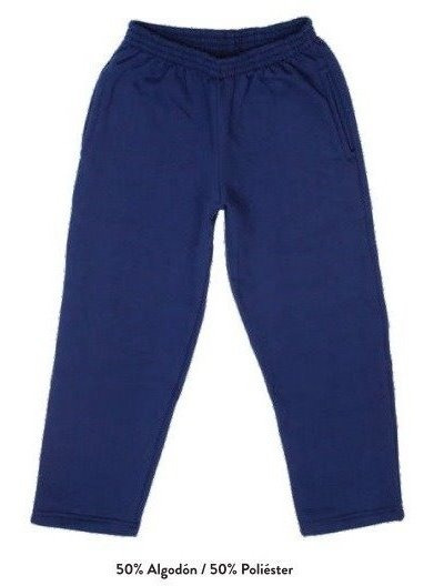 Pantalon Colegial Ely Art 1234 Frisado O Rustico T. 10 Al 16