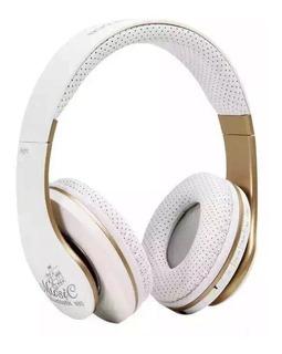 Auricular Para Celular Inalambrico Bluetooth Deportivo Vincha Radio Fm Reproduce Mp3