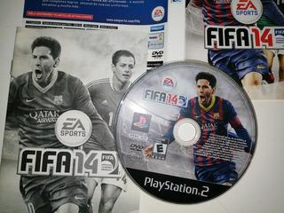 Fifa 14 Edición Legado Ps2 - The Store Game