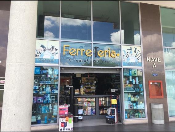 Ferreteria En Trigaleña Plaza. Cod: Indifc-001.