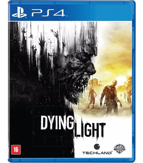 Dying Light Original 1 Ps4