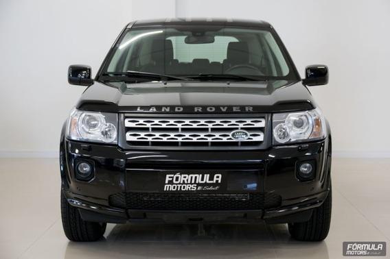 Land Rover Freelander Se Diesel 2012 Preta