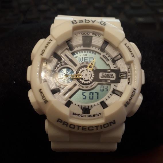 Relógio G-shok Baby G A Prova D