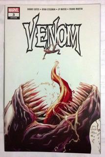 Venom #3 Marvel Fresh Start Legacy #168