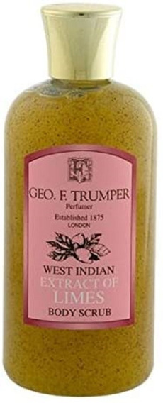 Geo F Trumper West Indian Body Scrub Exfoliante