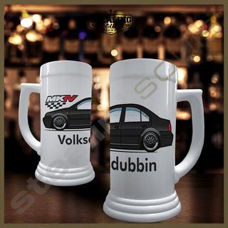 Chopp Plastico Cerveza   Volkswagen #379   Gti Kombi Fusca
