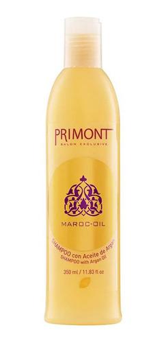 Shampoo Maroc Oil Con Aceite De Argan - Primont