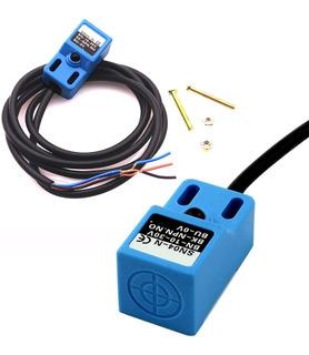 Sensor De Proximidad Inductivo Sn04-n Npn No