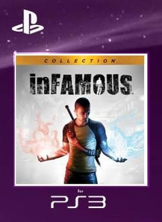 Infamous Collection Español Ps3