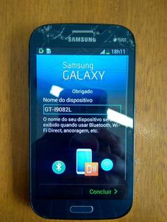 Celular Samsung Gran Duos Gt19082l Leia A Descrição.