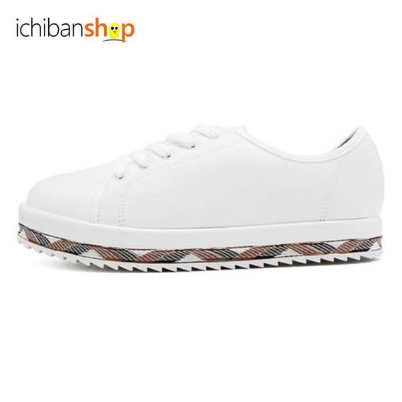 Calçado Tenis Oxford Casual Fashion Look Feminino Beira Rio
