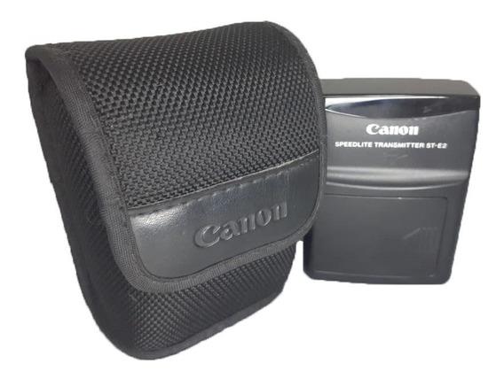 Canon Transmissor Speedlite St-e2 Seminovo Impecável