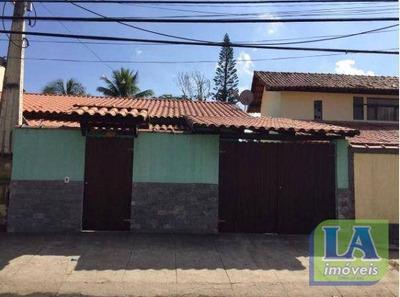 R$ 460.000,00 Casa Linear 2 Quartos Garagem À Venda, Itaipu, Niterói. - Ca1117