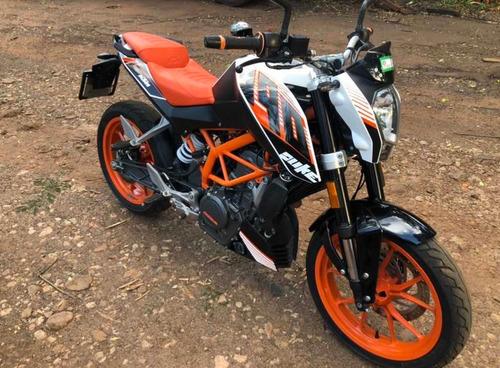 Ktm Duke 390. No Mt03 No Honda
