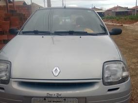 Renault Clio 1.0 16v Jovem Pan 5p 2002