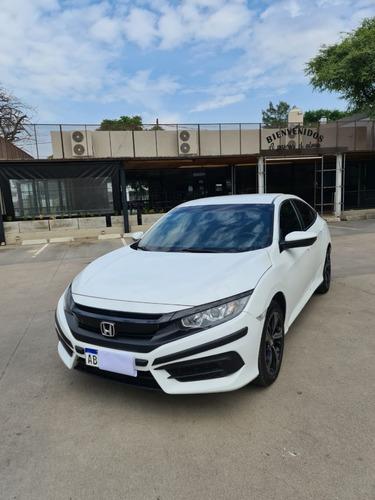 Honda Civic Ex 2017 Automatico