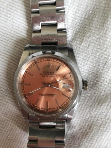 Vendo Rolex Feminino Comprado Na Europa