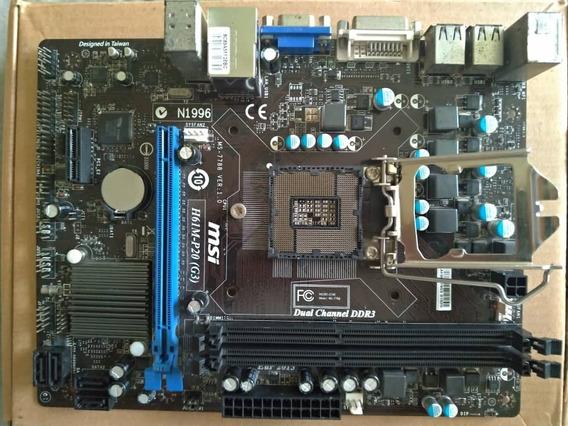 Msi H61m-p20 (g3) Socket 1155