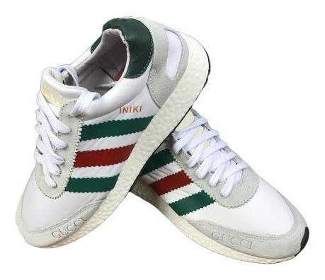 Tênis Masculino adidas Iniki Gucci